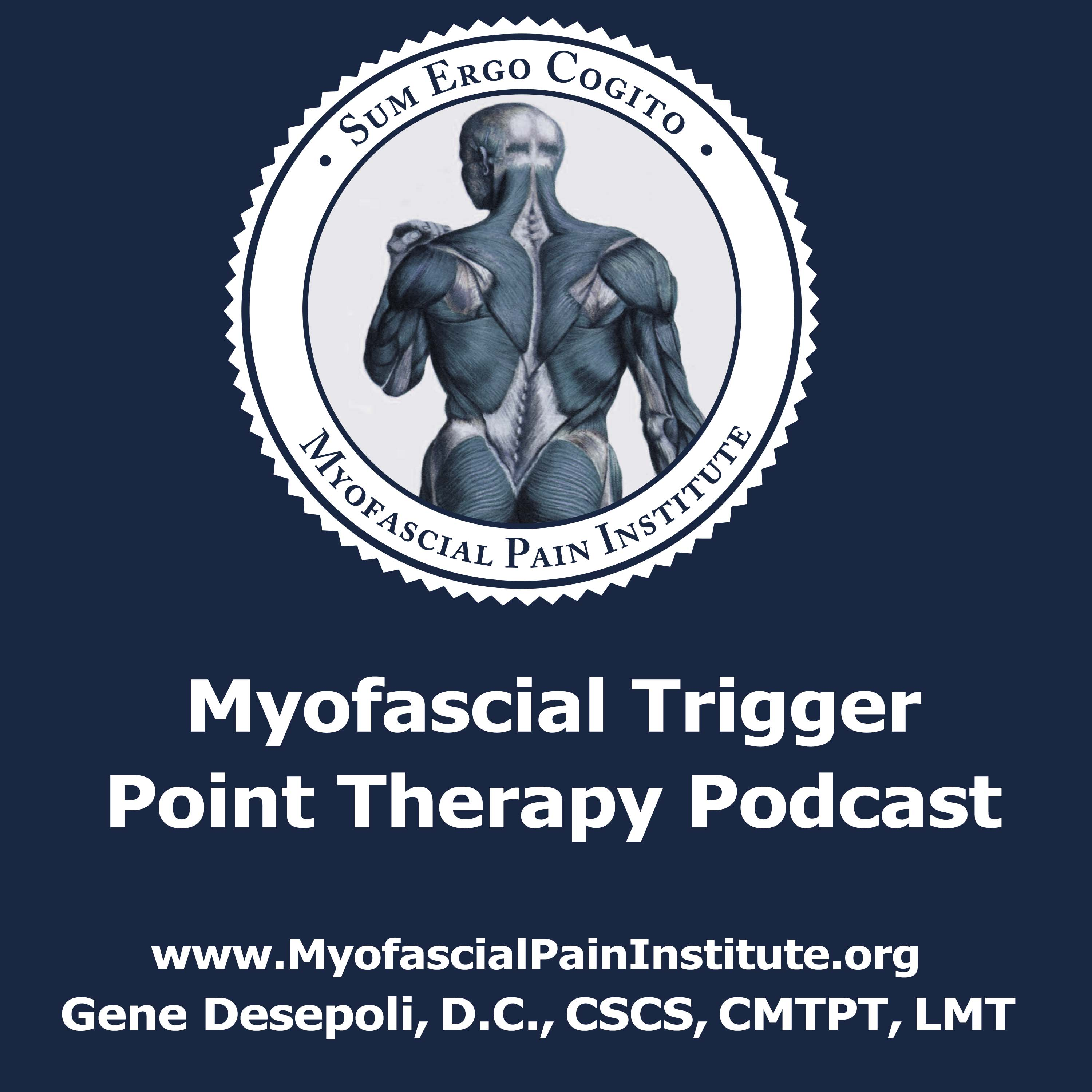 Myofascial Trigger Point Therapy Podcast